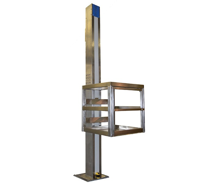 Stationary Column Lifts - METO Systems